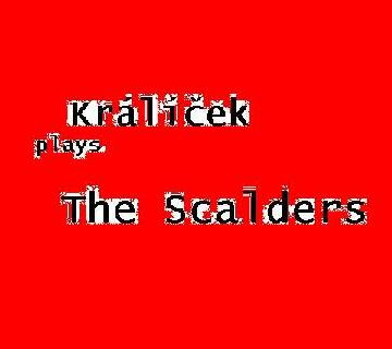 Králíček plays The Scalders (2000)